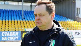 Андрій Купцов: Це необґрунтоване звинувачення нашого голкіпера