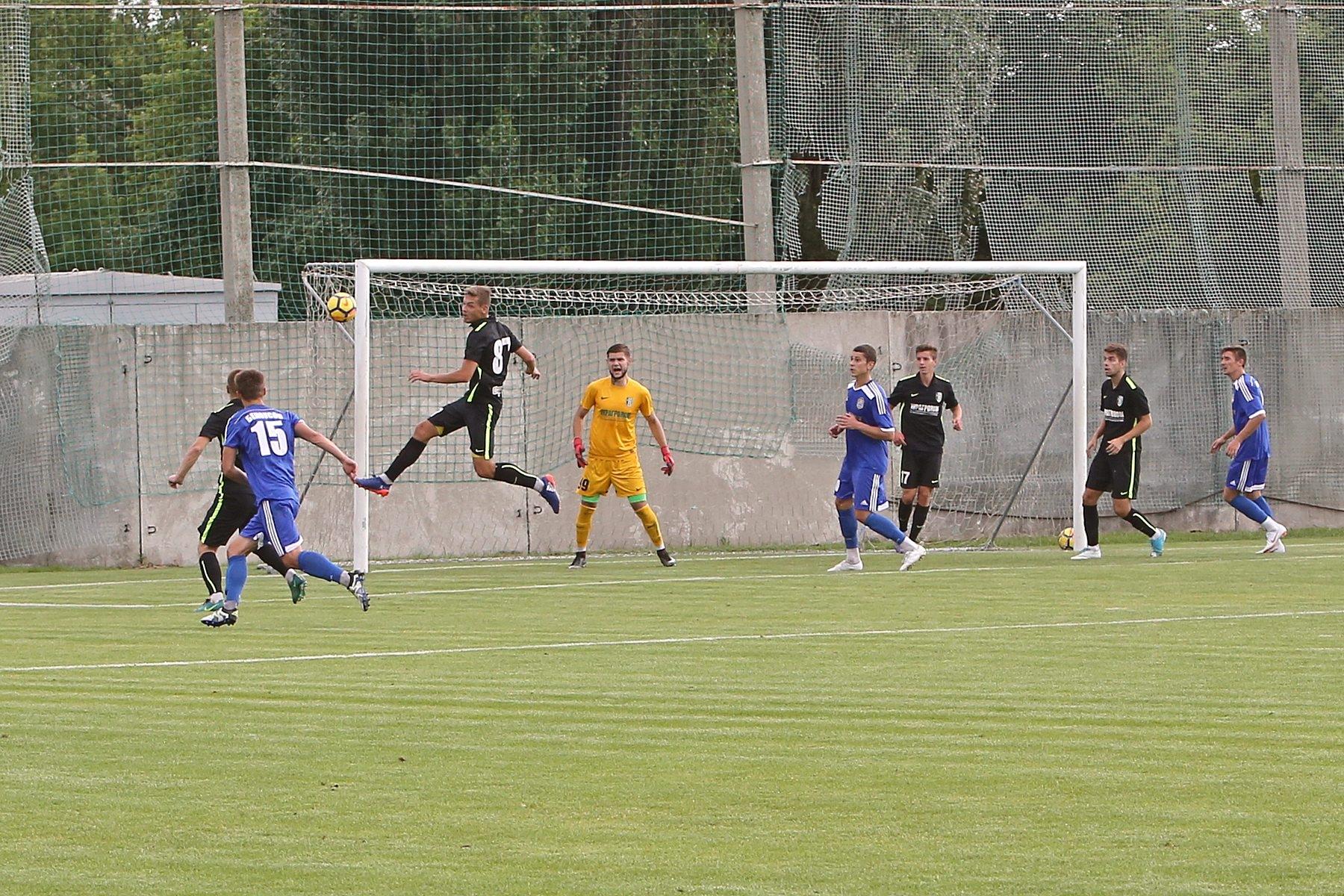 ФК «Олександрія» (U-21) – МФК «Кремінь» – 0:1