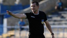 U-21: «Олександрію» і «Маріуполь» розсудить Дмитро Кривушкін
