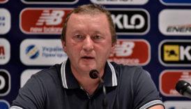 Володимир Шаран: Показували хороший футбол, поки в нас були сили