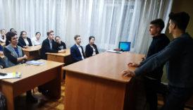 Футболісти ФК «Олександрія» відвідали гімназію