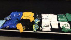 ЛЄ: Представлена офіційна форма на матч «Олександрія»— «Сент-Етьєн»