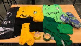 ЛЄ: Представлена офіційна форма на матч «Гент»— «Олександрія»