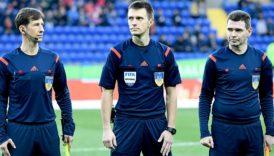 U-21: «Дніпро-1» та «Олександрію» розсудить Денис Шурман