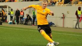 Денис Мірошніченко у символічній збірній Ліги Європи