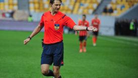 «Дніпро-1» та «Олександрію» розсудить Микола Балакін