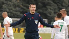 U-21: «Львів» і «Олександрію» розсудить Юрій Іванов