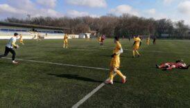 U 19: «Олександрія» поступається ФК «Лозоватка»