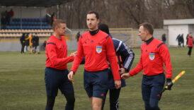 U-21: Призначено суддів на матч проти «Динамо»