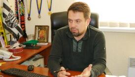 Дмитро Кітаєв про неможливість догравання матчів в Києві
