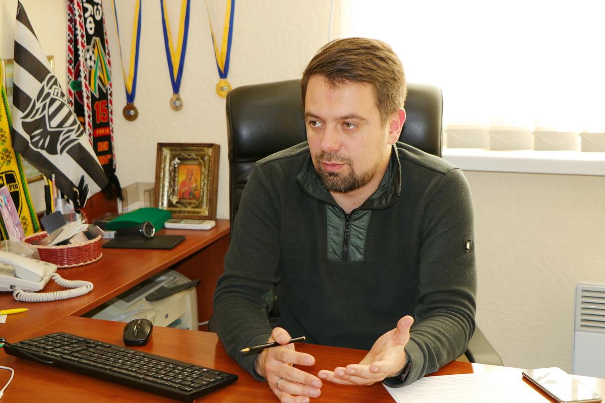 Директор «Олександрії»: «Президент не замислювався про зміну головного тренера»