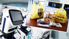 У лікарнях Кіровоградщини незабаром встановлять апарати ШВЛ від ФК «Олександрія»