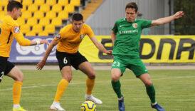 «Олександрія» провела товариський матч з «Ворсклою»