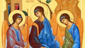 Привітання з Трійцею