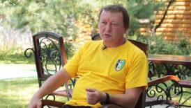 Володимир Шаран: Будемо намагатися протистояти «Динамо»