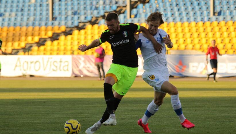 «Олександрія» і «Динамо» не виявили переможця
