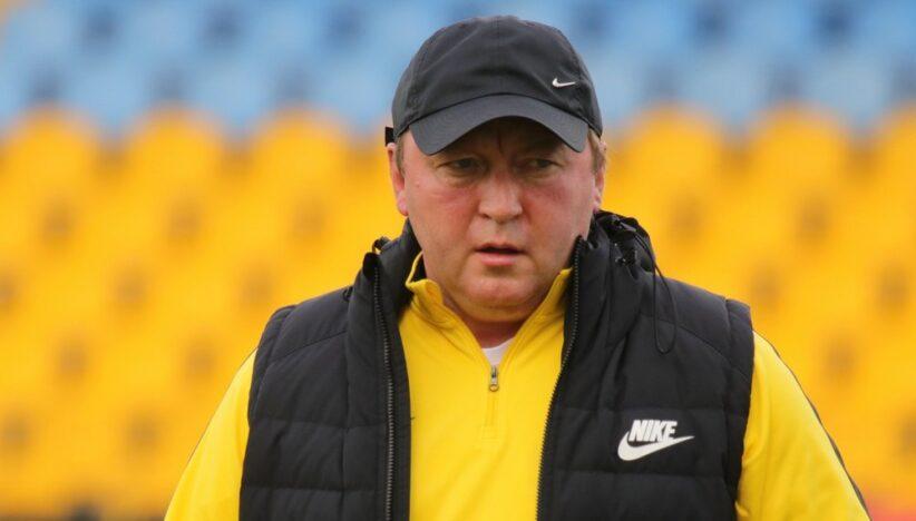 Володимир Шаран про плани на тренувальні збори