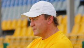 Володимир Шаран: «Треба виходити на поле і перемагати»