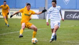 U-19: Юніори поступаються одноліткам з «Динамо»