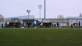Відбулися товариські матчі U-19 та U-21