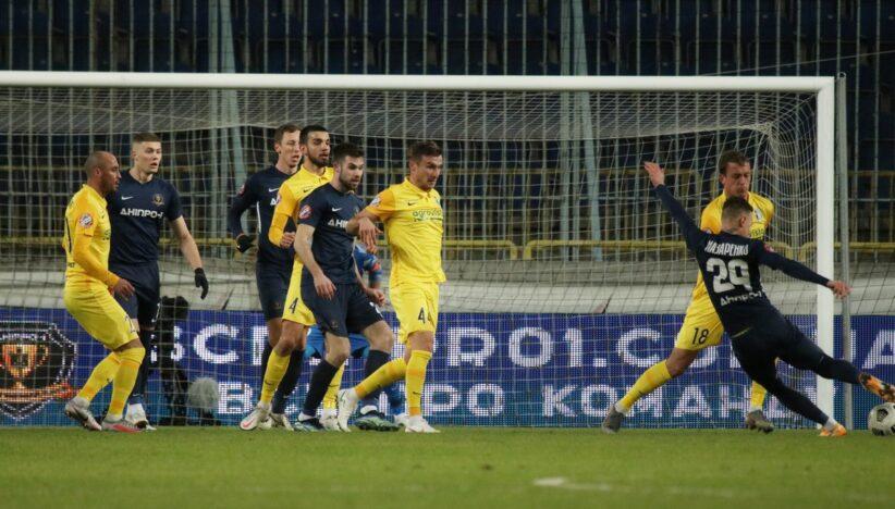 «Олександрія» в півфіналі Кубка України