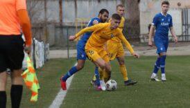 U-21: Нічия з одним із лідерів чемпіонату