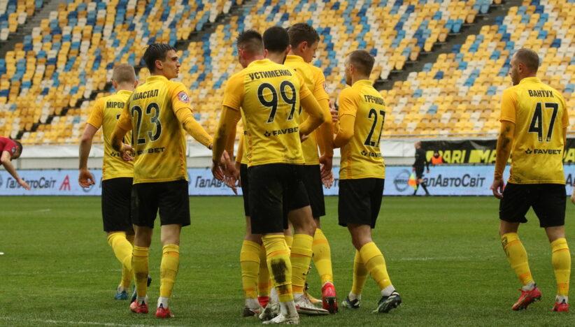 Прикра поразка у Львові