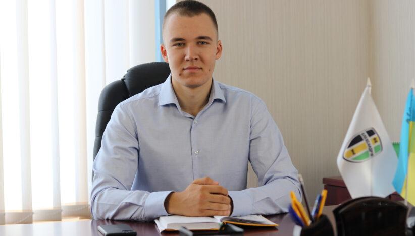 Іван Кузьменко – Генеральний директор ФК «Олександрія»