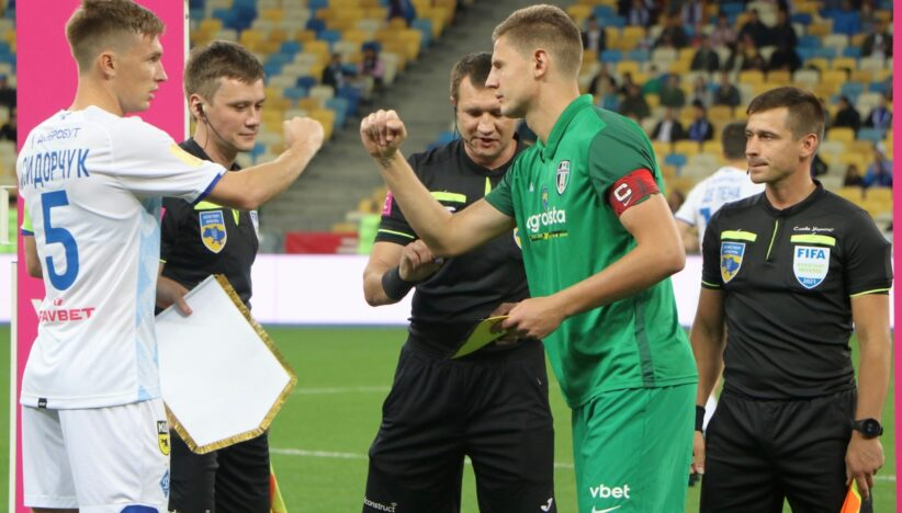 «Динамо» — «Олександрія» — 1:0. Фоторепортаж