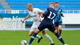 Youth: Важка гра з «Динамо»