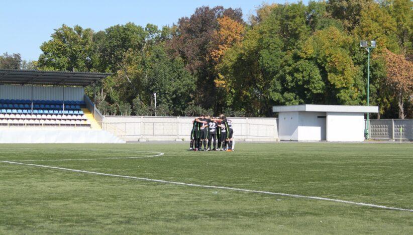 Турнірна таблиця першості Кіровоградської області з футболу серед дитячо-юнацьких команд U-14